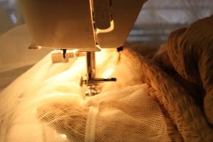 SewingGumiDress