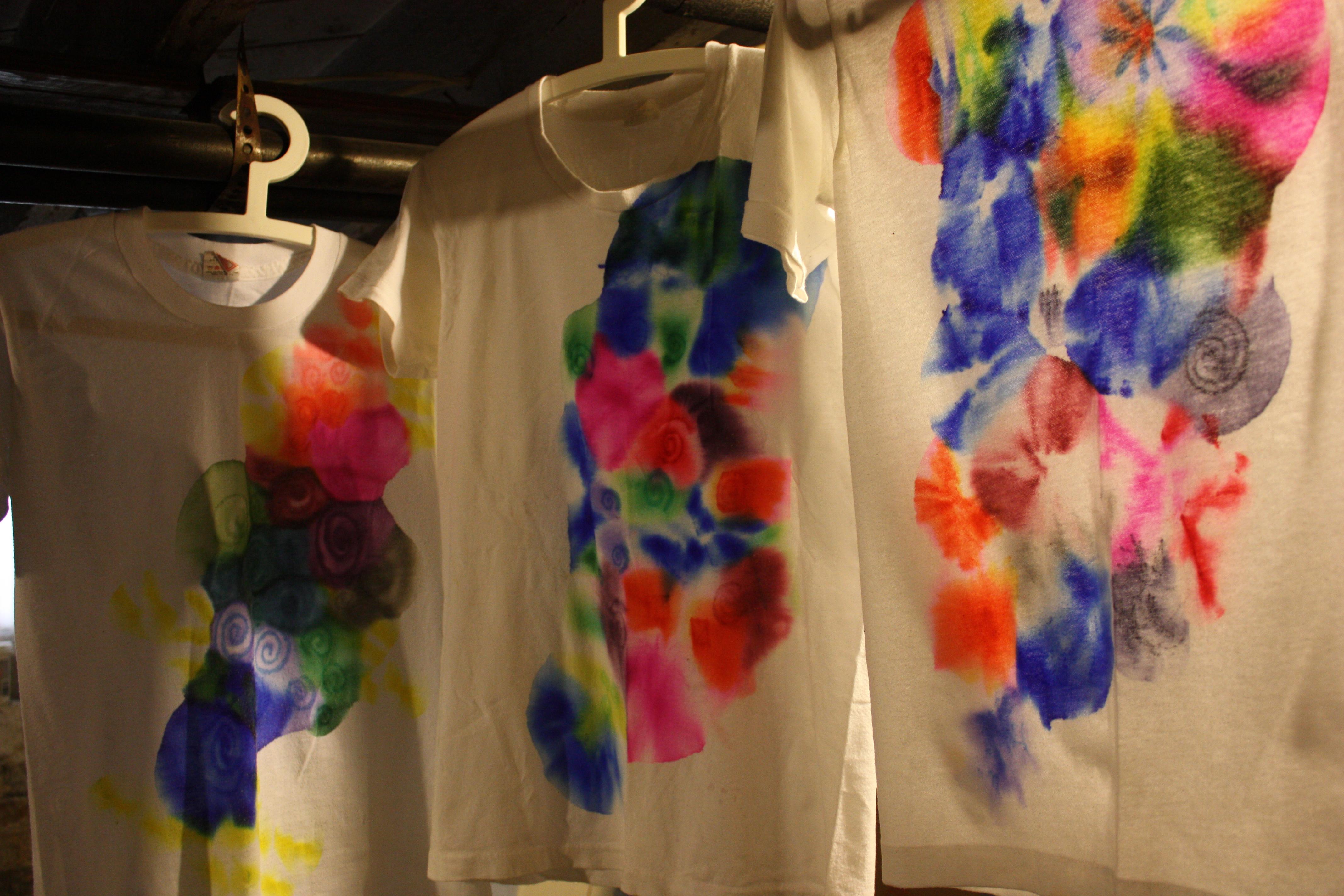 cool tie dye designs instructions
