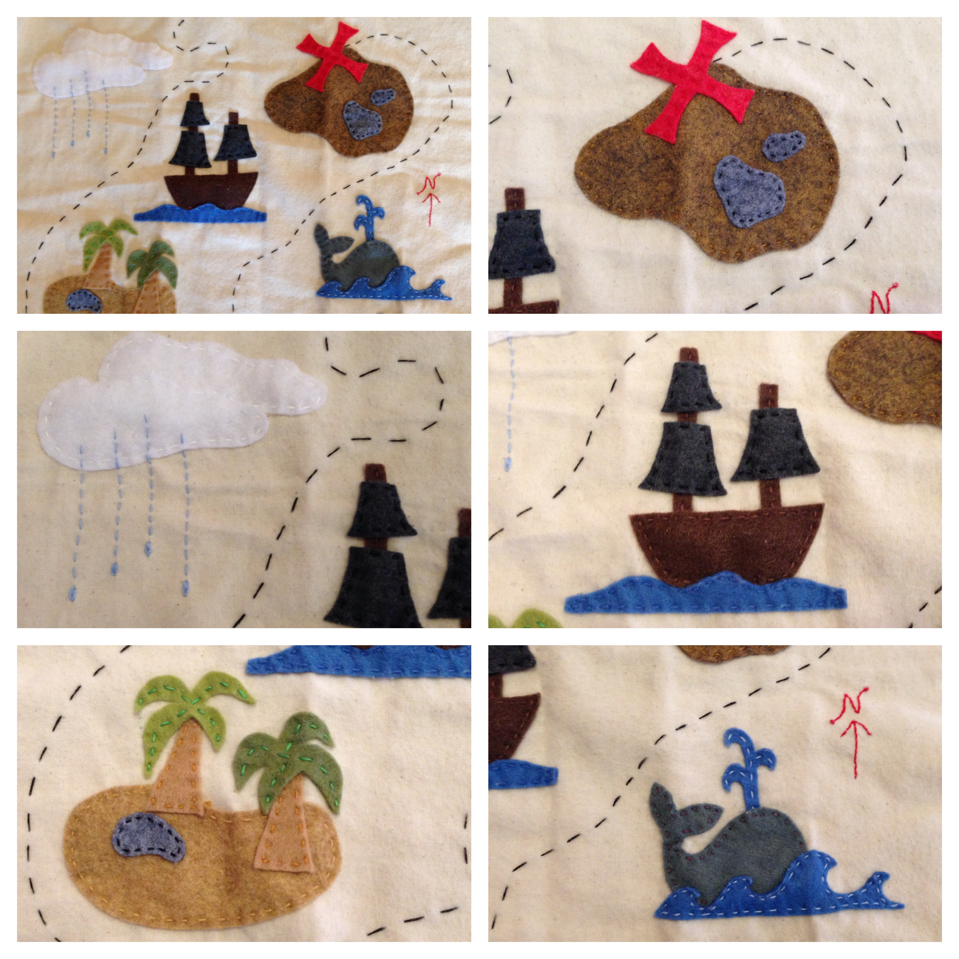 how to make treasure map in little alchemy