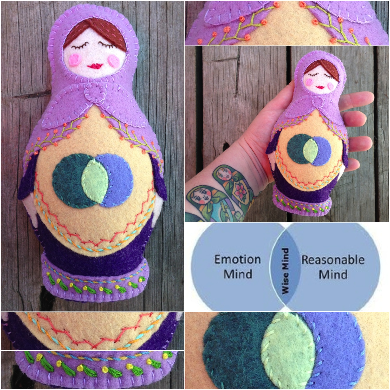Harriet the Matryoshka compliation